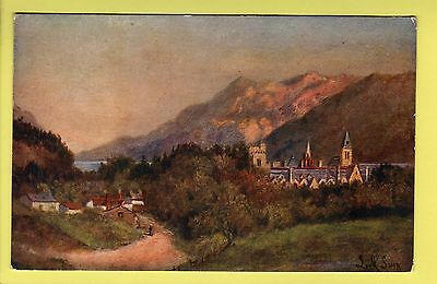 Inverness-shire - Fort Augustus - Polytechinc Series Postcard