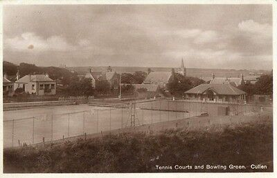 RP Cullen - Tennis Courts and Bowling Green