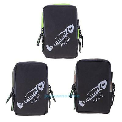 Waterproof Portable Fishing Tackle Bag Outdoor Lure Gear Storage Box Accessory