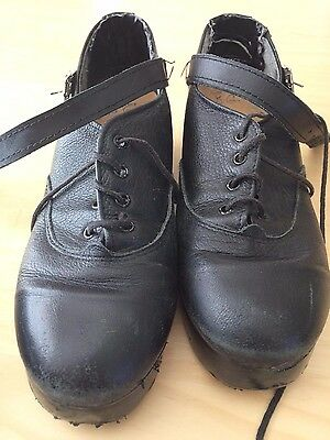 Irish dance Hard Shoes/Jig Shoes Rutherford size 2.5