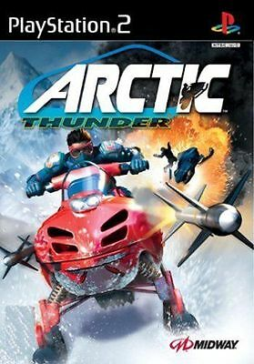 Arctic Thunder (PS2) PlayStation2 - Complete