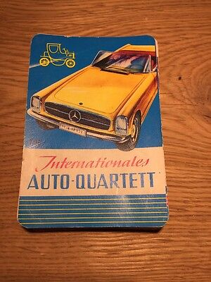 Internationales Auto Quartett 703