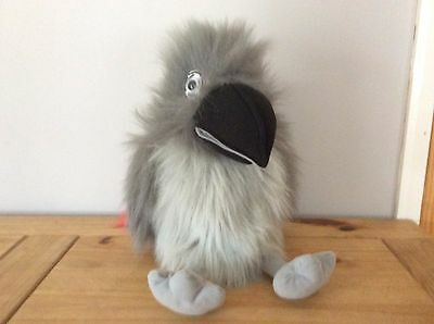 THE PUPPET COMPANY - Grey Parrot with squeak - 42cm