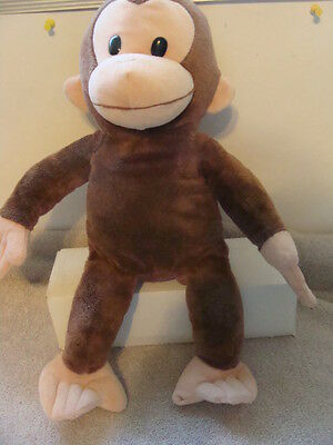 Curious George Kohls Cares Plush MONKEY Super Soft Loveable Friend