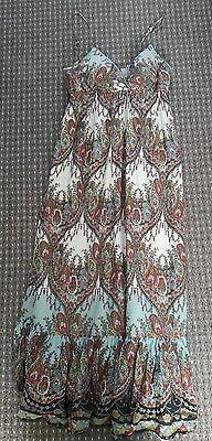 Ladies Size 18 New Look Summer Maxi Dress