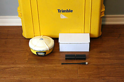 Trimble SPS882 GPS GNSS RTK Base Station OR Rover Receiver 450-470MHz