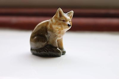 Wade England Whimsie Wolf Ornament