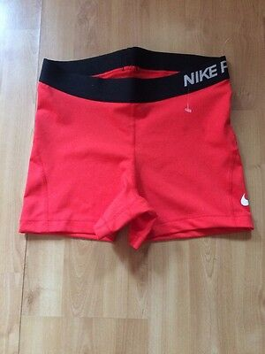 Nike Pro 3 Inch Sports/Fitness Shorts Ladies Size 12 (M) *BRAND NEW*