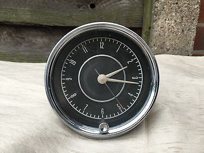 Cadillac  De Ville 75 Calais 60 Special Dash Clock Genuine In Good Condition