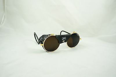 Vintage Julbo France Mountaineering / Climbing / Glacier Sunglasses