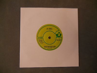 """Edgar Broughton Band Up Yours! 7"""" Single ** VERY GOOD CONDITION **"""