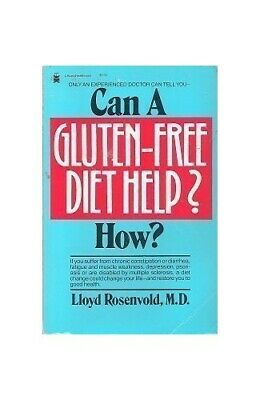 Can a Gluten-Free Diet Help?: How? by Rosenvold, Lloyd Paperback Book The Cheap