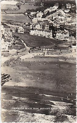 Aerial View, Crooklets Beach, BUDE, Cornwall RP