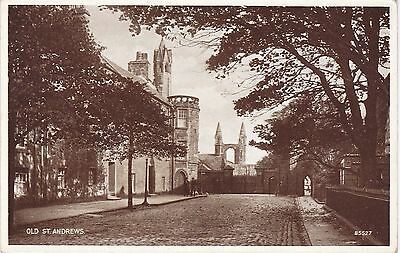 Old St. Andrews, ST, ANDREWS, Fife