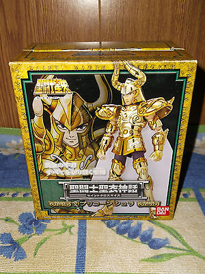 Myth Cloth Saint Seiya - Chevalier D'or - Shura Du Capricorne - En Tbe