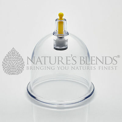DISPOSABLE CUPPING THERAPY CUPS B2100 cups Diameter 5.2cm – Outer Diameter 5.8cm