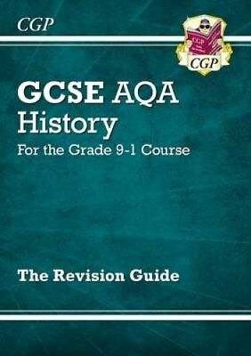 New GCSE History AQA Revision Guide - For the Grade 9-1 Course 9781782946045