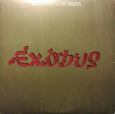 Bob Marley & The Wailers Exodus NEAR MINT Island Records Vinyl LP