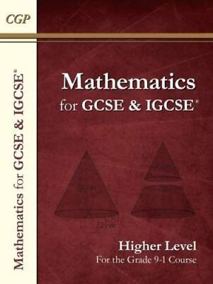 New Maths for GCSE and IGCSE Textbook, Higher (for the Grade 9-... 9781782944379