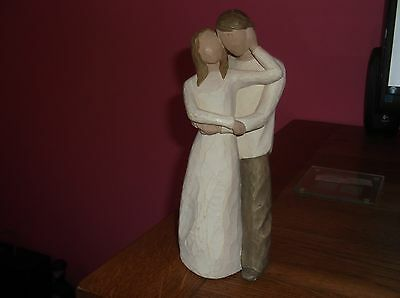 Willow Tree Tall Figurine Together Couple