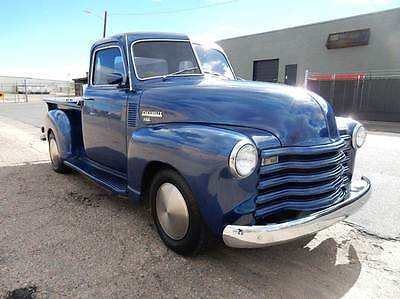 1949 Chevrolet Other 5 WINDOW 1949 Chevrolet 5 Window Pickup V8 Upgraded