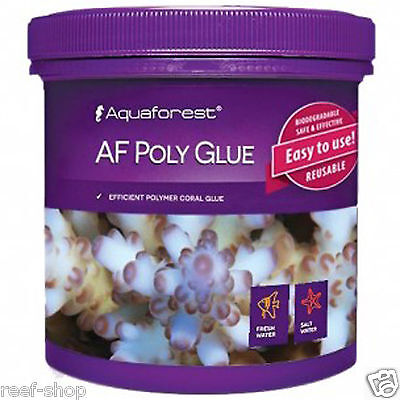 Aquaforest AF Poly Glue - 600ml Coral Polymer Adhesive FREE USA SHIPPING!