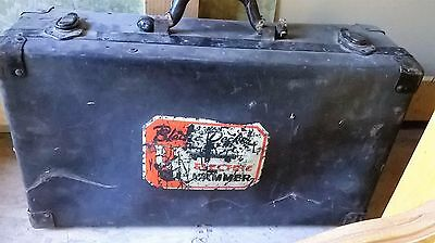 Vintage Black and Decker Electric Hammer in Carrying Case