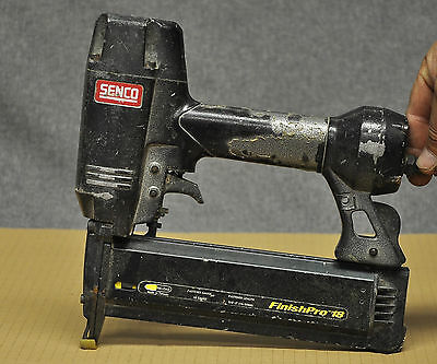 Senco Finish Pro 18 trim nailing gun  USED