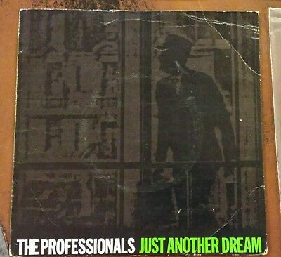 "The Professionals - Just Another Dream 7"" Vinyl"