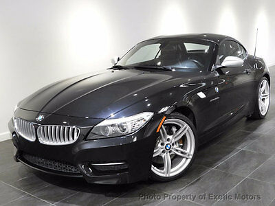 2011 BMW Z4 Roadster sDrive35is 2011 BMW Z4 sDRIVE35is ROADSTER PREMIUM/PREMIUM-SOUND-PKG HEATED-SEATS MSRP$68k