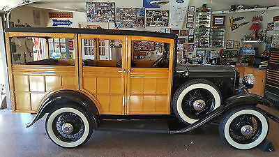 """1932 Ford Other  Immaculate 1932 Ford """"Woody"""" Station Wagon"""