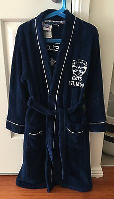 Official AFL Geelong (CATS) Dressing Gown