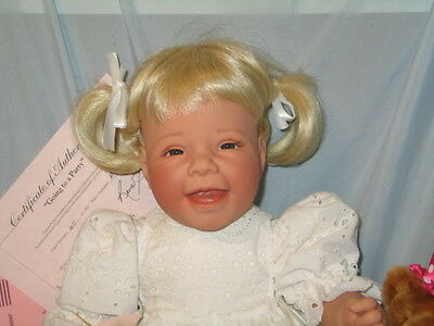 """Beautiful Original Reva Schick Lee Middleton """"going To A Party"""" Doll  Nev Played"""