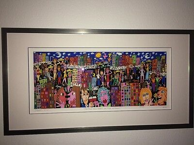 james rizzi people you meet on the street 3d
