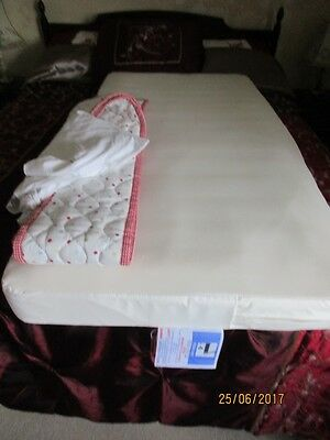 Toys R Us Baby Cot Mattress And Bumpers