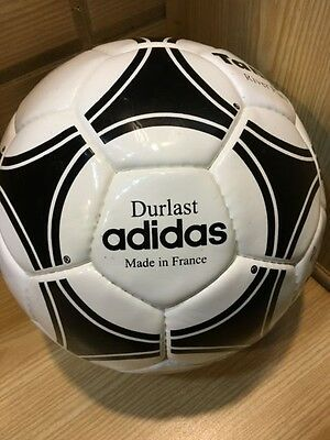 Original Adidas bladder inside Made in France Adidas tango match ball 1978 pair