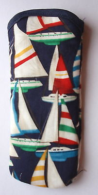 BN  YACHTS 2- GLASSES CASE ideal small gift