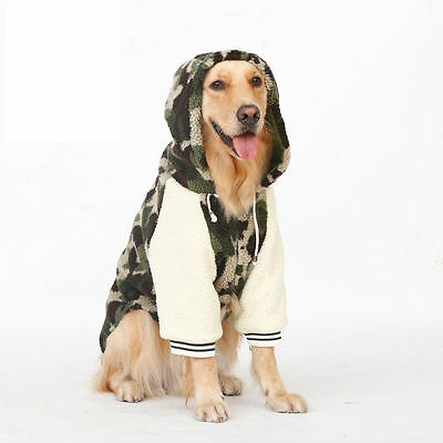 Dog Coat Jacket Winter Clothes Pet Puppy Clothing Apparel Cat Sweater Knitwear