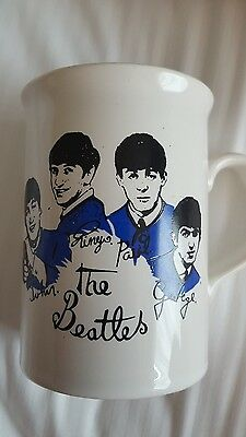 the Beatles music festival Liverpool. vintage original mug