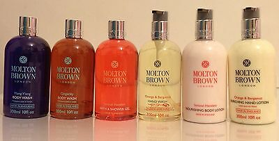 Morton Brown-Body Wash&Bath&Shower Gel-Body&Hand Lotion(300ml)Variety of Scents