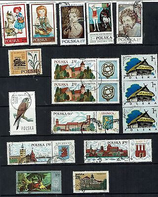 Poland  Stamps  small collection