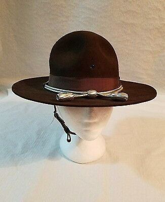 The Walking Dead sheriff's hat replica, Rick/Carl's cowboy hat, TWD size 7