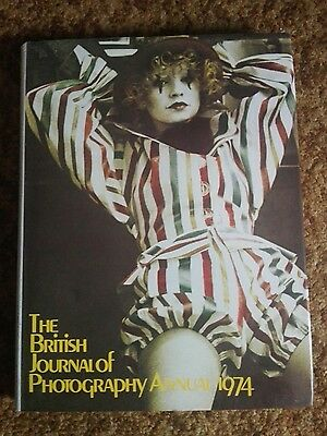 The British Journal of Photography Annual 1974_Martin parr and many others
