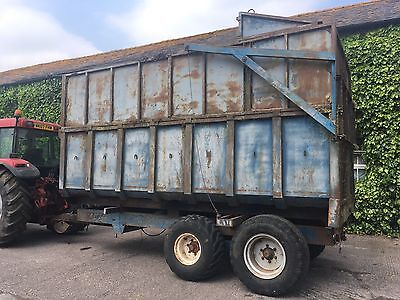 Silage Trailer (Tipping)
