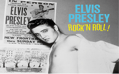 Elvis Presley	Rock 'N Roll VINYL LP (14THJULY) NEW/MINT