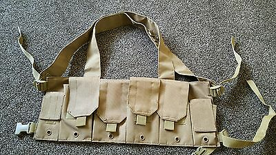 M4 Chest Rig Tan