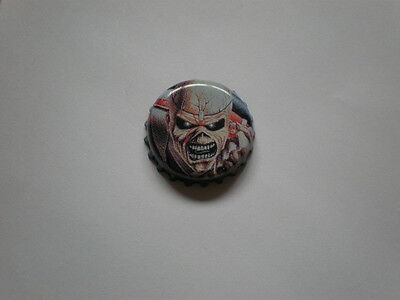 Iron Maiden 'Trooper' Beer Bottle Cap