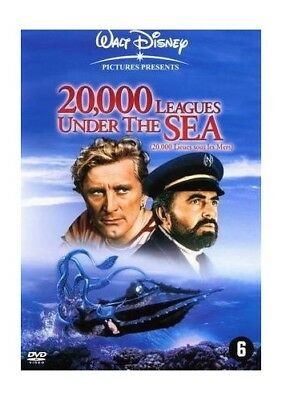 20000 Leagues Under The.. - DVD  IKVG The Cheap Fast Free Post