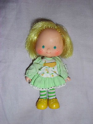 Vintage Strawberry Shortcake Mint Tulip Party Pleaser Doll