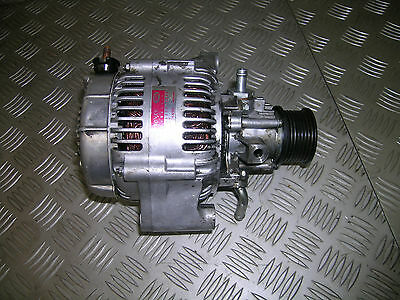 D2 Land Rover Discovery TD5 alternator with vacuum pump Nippon Denso